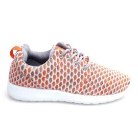 Roshe KA537 Orange Sport tenisice za trčanje narančasta