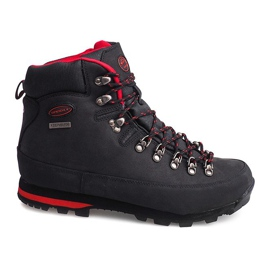 Profesionalne trekking cipele 6540 crne crna