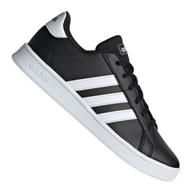 Cipele Adidas Grand Court Jr EF0102 crna