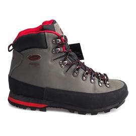 Profesionalne trekking cipele 6540 sive siva