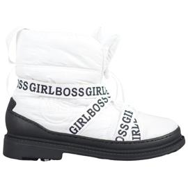 Vices Djevojke Boss snježne čizme bijela