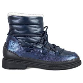 Tekstilne čizme za snijeg VICES plava