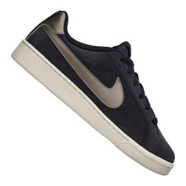 Cipele Nike Court Royale Suede M 819802-403 mornarica