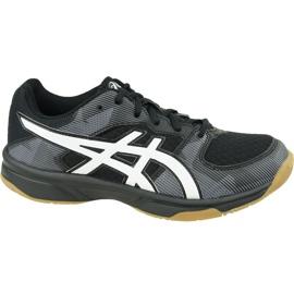 Asics Gel-Tactic Gs Jr 1074A014-003 odbojkaške cipele crna crna
