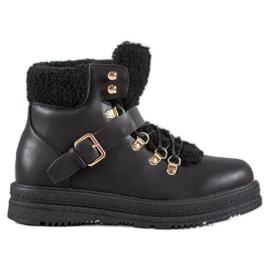 Moderan VICES čizme crna