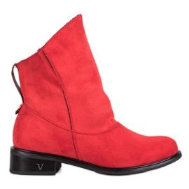 Gogo Crveni čizme crvena
