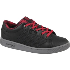 K-Swiss Hoke Plaid Jr 85111-050 cipele crna