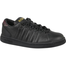K-Swiss Lozan Iii Tt Jr 95294-016 cipele crna