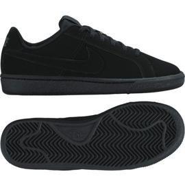 Cipele Nike Court Royale Gs Jr 833535-001 crna