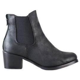 Goodin Udobne Jodhpur čizme crna