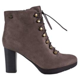 Goodin Tople cipele od antih smeđ