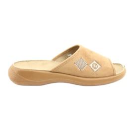 Befado ženske cipele pu 442D186 smeđ
