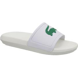Lacoste Croco Slide 119 3 W papuče 737CFA0005082 bijela