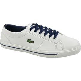Lacoste Riberac 119 Jr cipele 737CUJ0020WN1 bijela