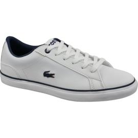 Cipele Lacoste Lerond Bl 2 Jr 737CUJ0027042 bijela
