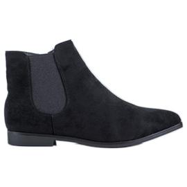 Marquiz Čizme za gležanj crna