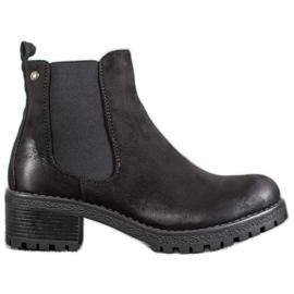 Goodin Klizne Jodhpur čizme crna
