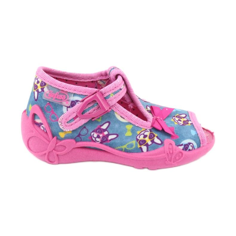 Dječje cipele Befado ružičaste 213P113