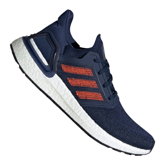 Cipele Adidas UltraBoost 20 M EG0693 mornarica
