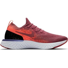 Cipele za trčanje Nike Epic React Flyknit W AQ0070 601 crvena
