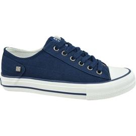 Cipele s velikim zvijezdama W DD274335 mornarica
