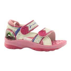 Ružičaste dječje cipele sandale za vodu Rider 80608