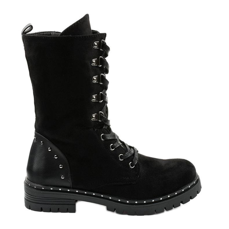 Crne čizme, čizme, čizme od Isorisa crna