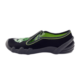 Dječje cipele Befado 290y162 zelena crno 2