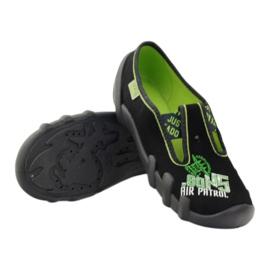 Dječje cipele Befado 290y162 zelena crno 3