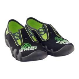 Dječje cipele Befado 290y162 zelena crno 4