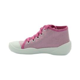 Befado dječje cipele tenisice papuče 218p047 ružičasta 2