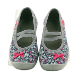Dječje papuče Befado 116x227 ružičasta siva 4