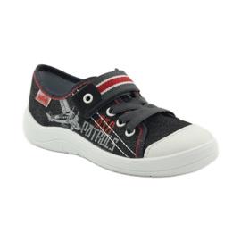 Dječaci papuče dječaci Befado 251y091 crno 1