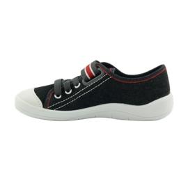 Dječaci papuče dječaci Befado 251y091 crno 2