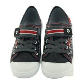 Dječaci papuče dječaci Befado 251y091 crno 4