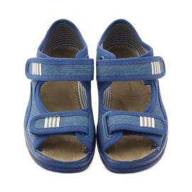 Dječačke sandale Befado 113x010 mornarsko plava plava 4