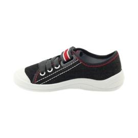 Befado dječje cipele tenisice papuče 251x091 crvena siva bijela 2