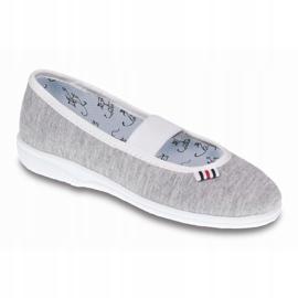Dječje cipele Befado 274X012 siva 1
