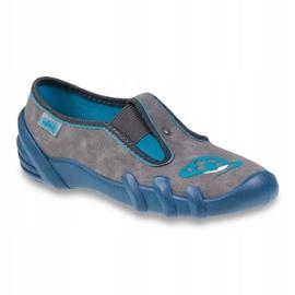 Befado ostala dječja obuća 290Y163 plava siva 1