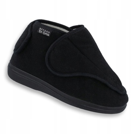 Befado ženske cipele pu orto 163D002 crna 1
