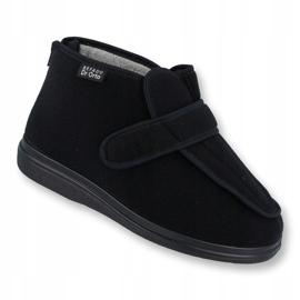 Befado ženske cipele pu orto 987D002 crna 1