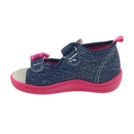 American Club Američke dječje cipele sandale od leptir kože 2