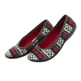 Velur papuče norveškog uzorka Adanex šaren 4