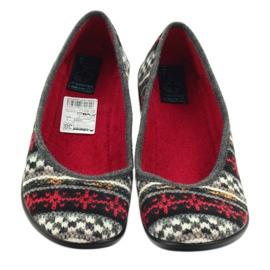 Velur papuče norveškog uzorka Adanex šaren 3