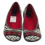 Šaren Velur papuče norveškog uzorka Adanex slika 3