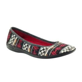 Velur papuče norveškog uzorka Adanex šaren 1