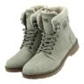 Siva Sive, vezane cipele DK2025 slika 3