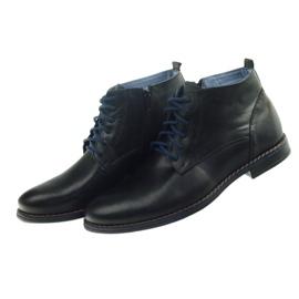 Zimske čizme na patentni zatvarač crna Nikopol 677 4