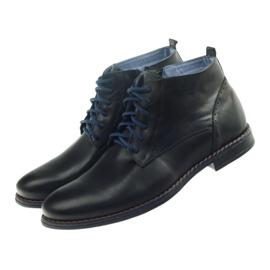 Zimske čizme na patentni zatvarač crna Nikopol 677 3