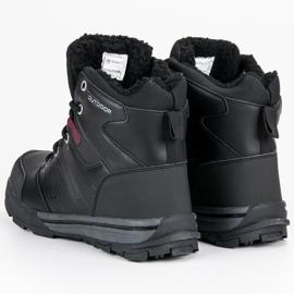 Ženske trekking cipele MCKEYLOR crna 5